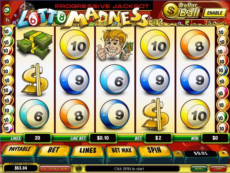 Game Review Lotto Madness Slot
