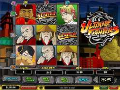 Game Review Ultimate Fighters Slot