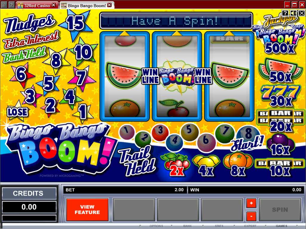 Game Review Bingo Bango Boom
