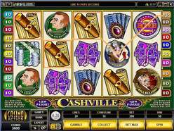 Game Review Cashville