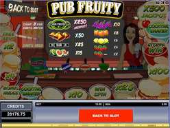 Game Review Pub Fruity
