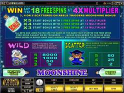 Game Review Moonshine