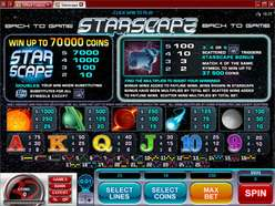 Game Review Starscape