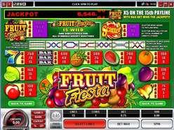 Game Review Fruit Fiesta 5 Reel