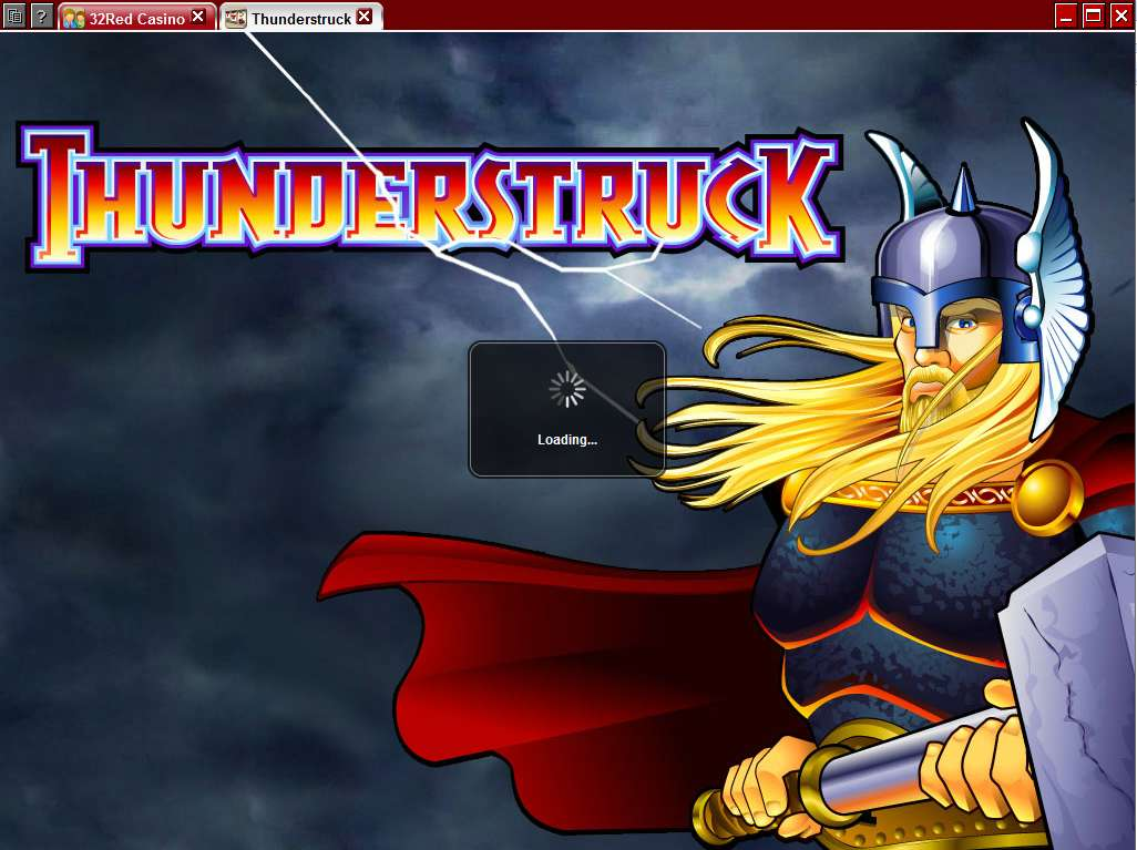 Game Review Thunderstruck