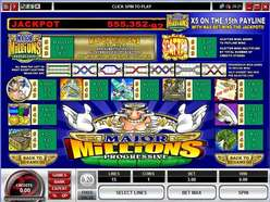 Game Review Major Millions 5 Reel