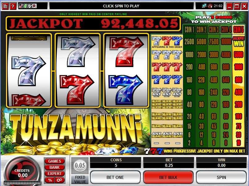 Game Review Tunzamunni