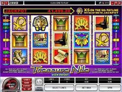 Game Review Treasure Nile