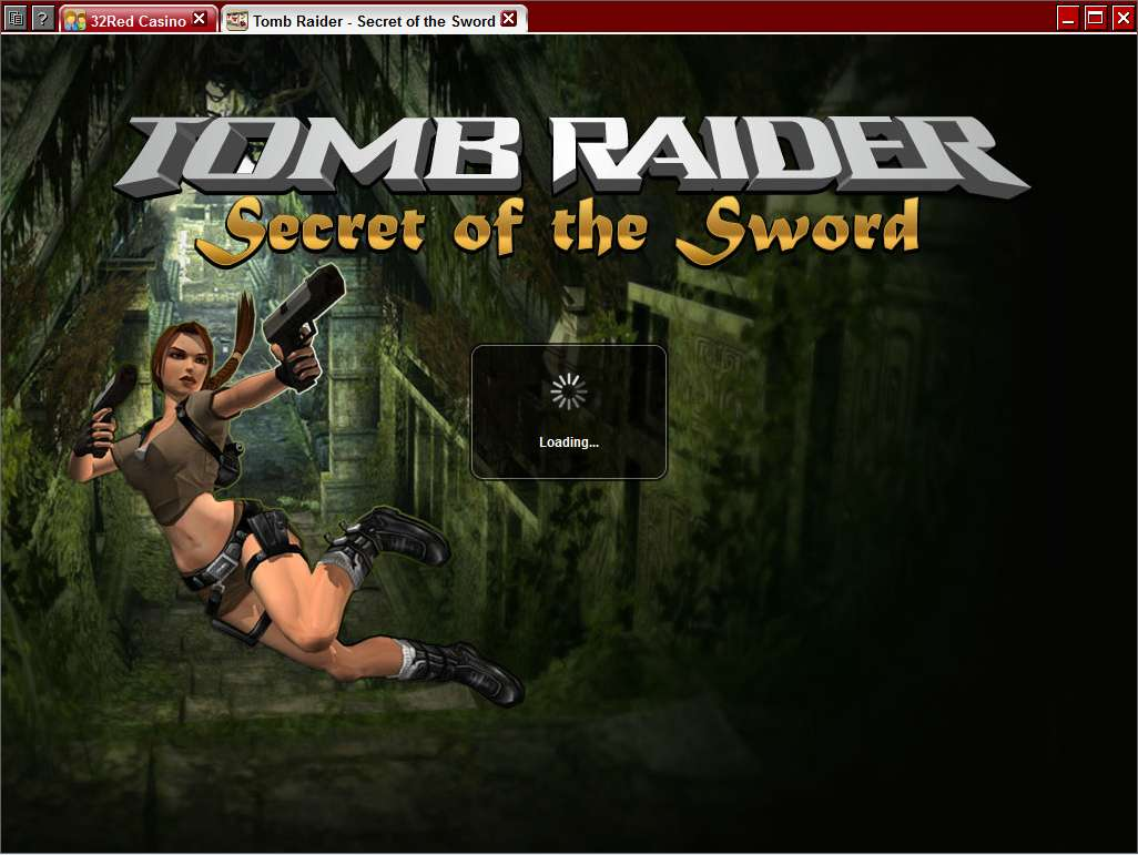 Game Review Tomb Raider - Secret of the Sword