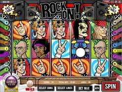 Game Review Rock On