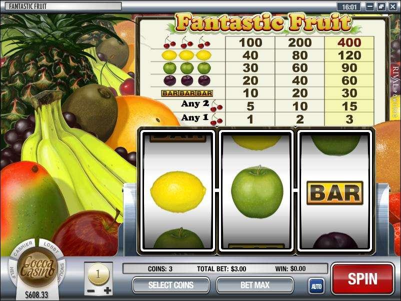 Game Review Fantastic Fruit