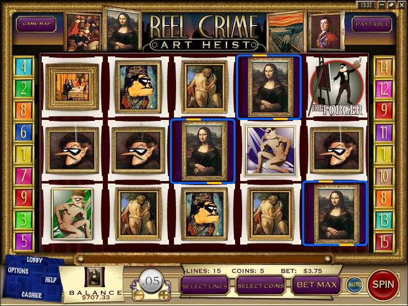 Game Review Reel Crime 2 Art Heist