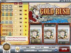 Game Review Gold Rush