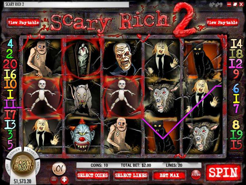 Game Review Scary Rich 2