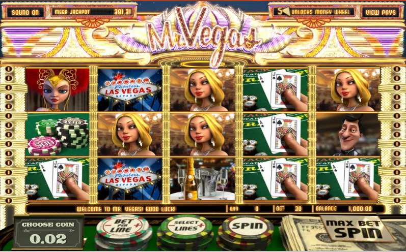 Game Review Mr Vegas