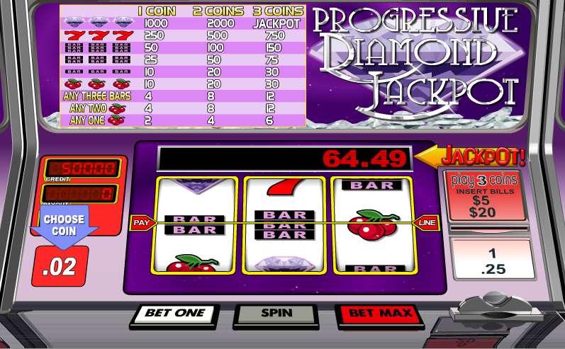 Game Review Diamond Jackpot