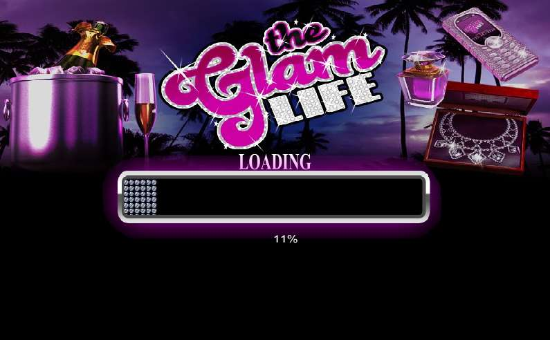 Game Review The Glam life