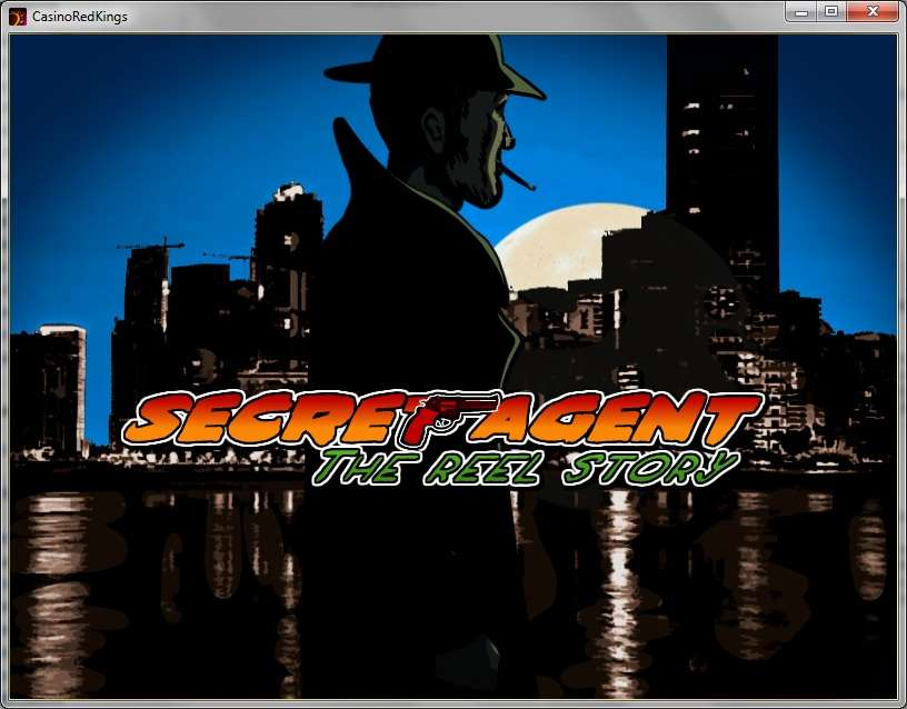 Game Review Secret Agent
