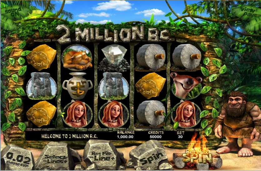 Game Review 2 Million B.C.