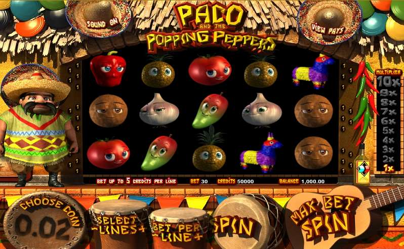 Game Review Paco and the Popping Peppers