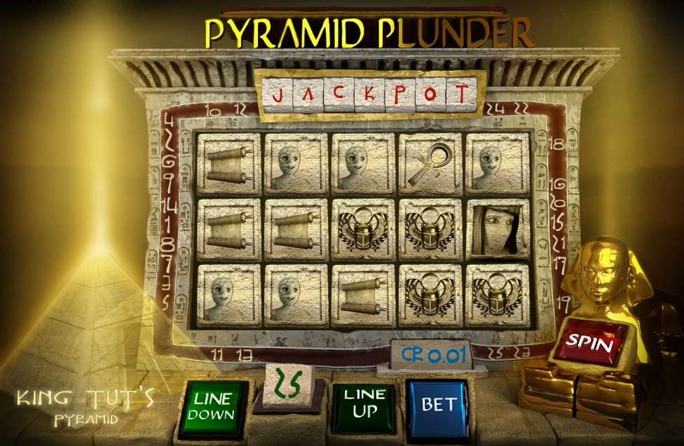 Game Review Pyramid Plunder