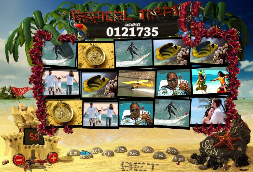 Game Review Tropical Treat
