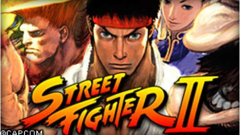 Game Review Street Fighter II