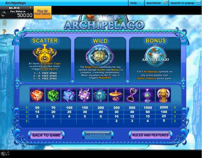 Game Review Archipelago