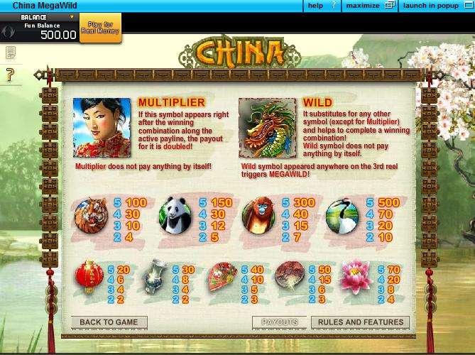 Game Review China Mega Wild