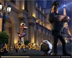 Game Review A Night In Paris