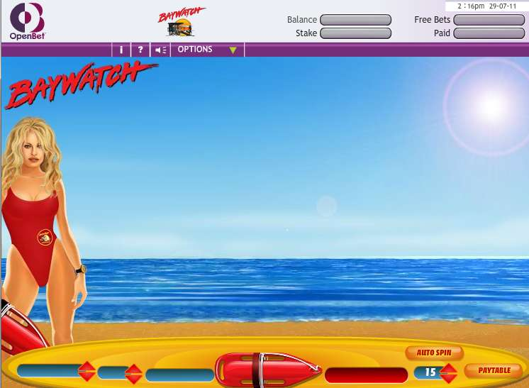 Game Review Baywatch Rescue