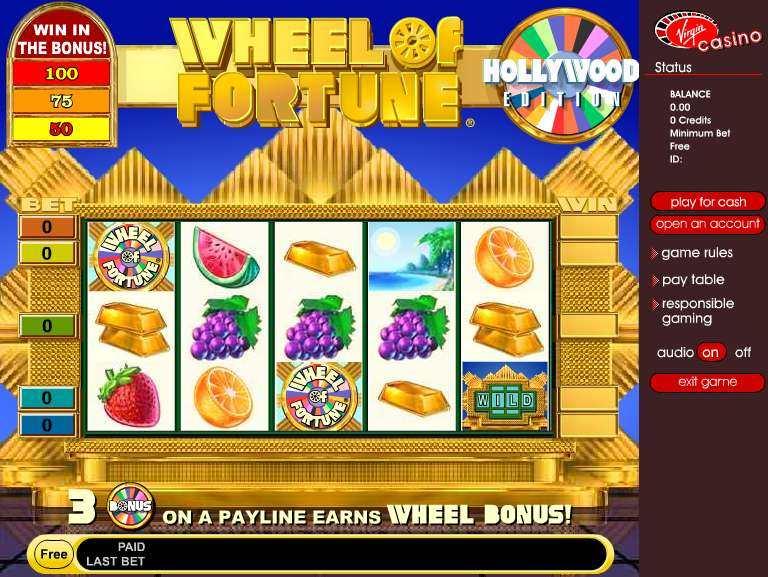 Game Review Wheel of Fortune