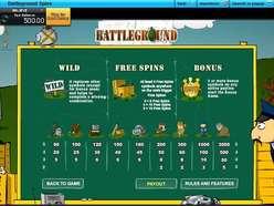 Game Review Battleground Spins