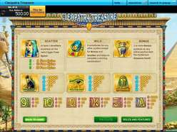 Game Review Cleopatra Treasure