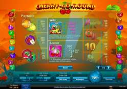 Game Review Cherry Go Round