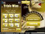Scratch cards   triple wins