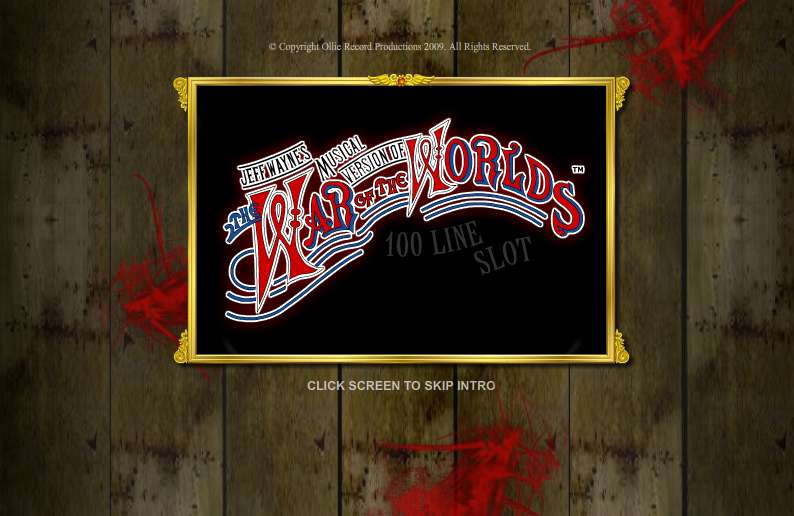 Game Review The War of the Worlds