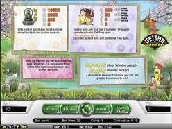 Game Review Geisha Wonders