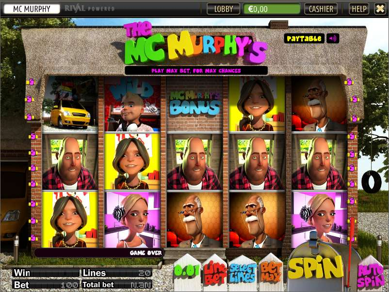 Game Review The McMurphy's