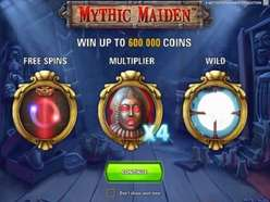 Game Review Mythic Maiden