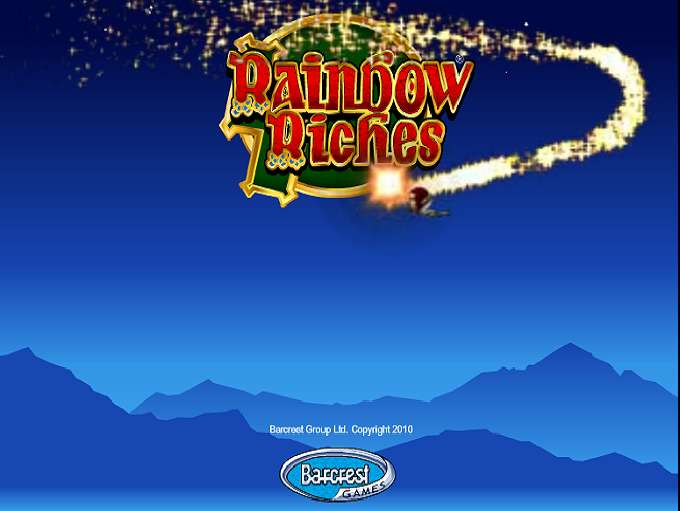 Game Review Rainbow Riches