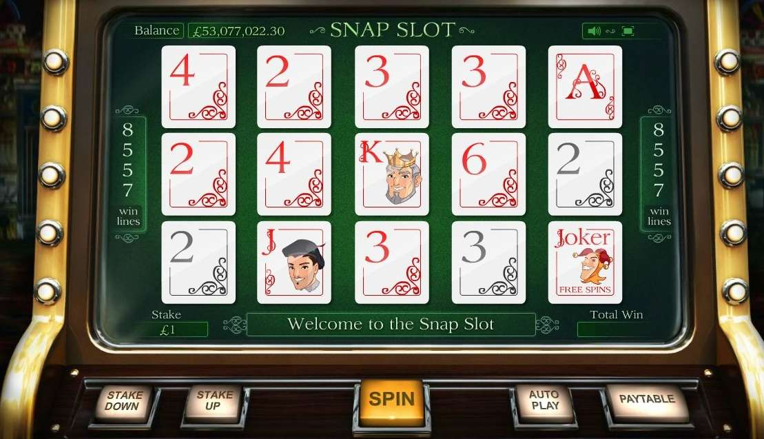 Game Review Snap Slot