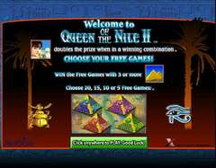Game Review Queen of the Nile II