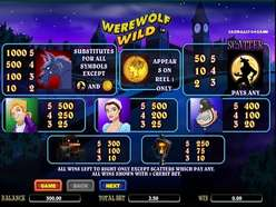 Game Review Werewolf Wild