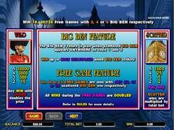 Game Review Big Ben