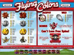 Game Review Flying Colors