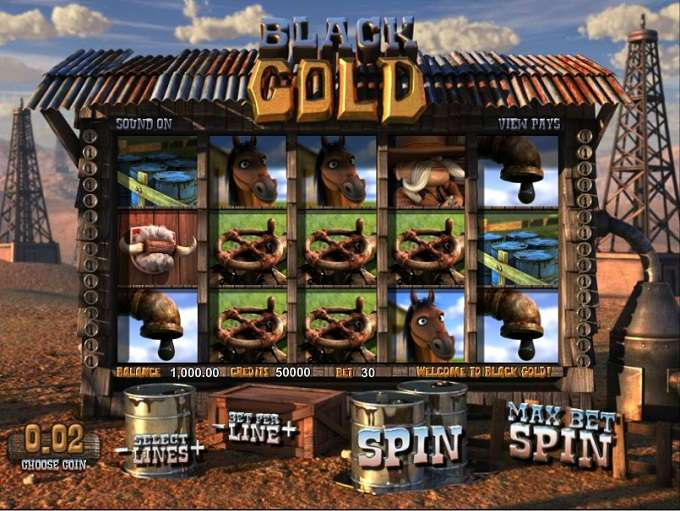 Game Review Black Gold