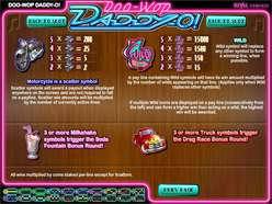Game Review Doo Wop Daddy-O