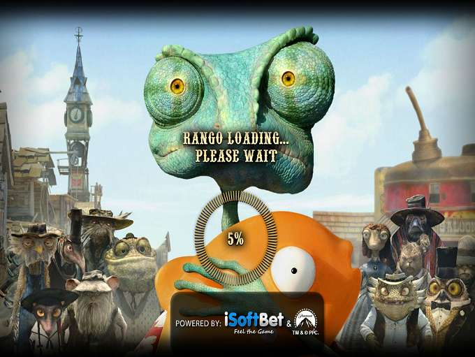 Game Review Rango