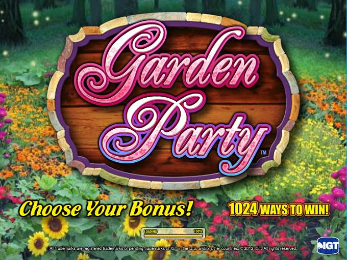 Game Review Garden Party